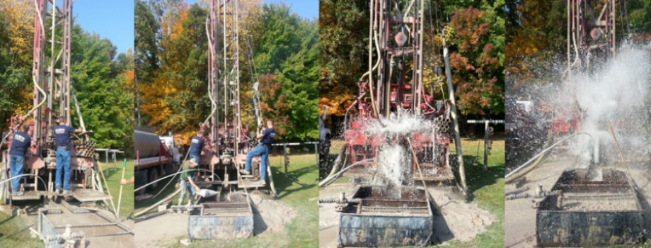 Water Well Drilling Portland, Ionia, Lowell, Ada, Michigan